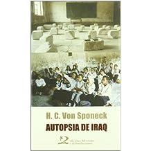 Autopsia de Iraq : las sanciones : otra forma de guerra (Sociedades)