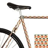MOOXI-Bike Fahrrad-Folie Bonnie & Buttermilk Apple Sweet (ausreichend für Teilbereiche)