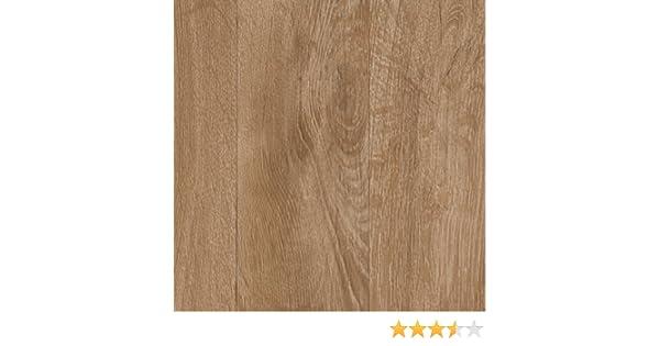 Gr/ö/ße: 1,5 x 4m 200 300 und 400 cm Breite Meterware verschiedene Gr/ö/ßen PVC Bodenbelag Holzoptik Dielenoptik 2-Stab Eiche
