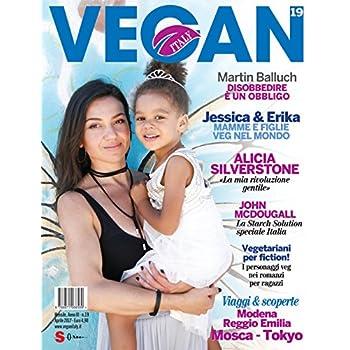 Vegan Italy (2017): 19