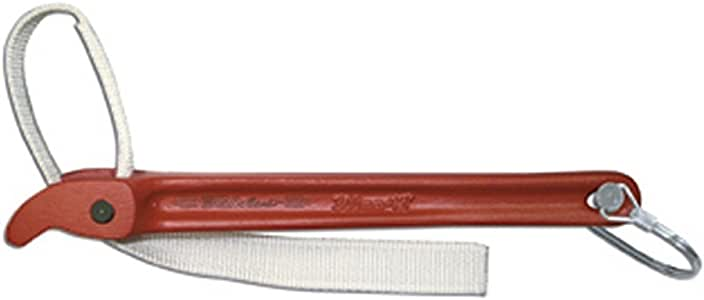 Silverline 598531 Bandschl/üssel Satz 500 u 600 mm 2-tlg