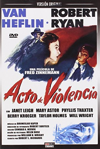 Act of Violence (ACTO DE VIOLENCIA (V.O.S), Spanien Import, siehe Details für Sprachen)