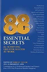 88 Essential Secrets: For Achieving Greater Success at Work by Shirley Taylor (2012-02-01)