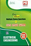 #9: 3500 MCQs: Electrical Engineering - Practice Book for ESE, GATE & PSUs