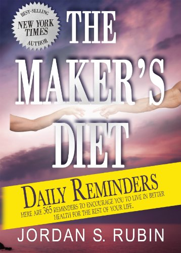 The Maker's Diet Daily Reminders