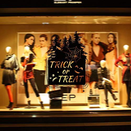 Ljtao Happy Halloween Home Haushaltszimmer Wandaufkleber Wandbild Decor Aufkleber Abnehmbare Neue Wandaufkleber Mode DesignWandtattoo