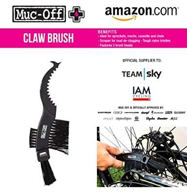 Muc Off Claw Chain Brush from Muc Off