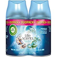 Air Wick Freshmatic Max Automatisches Duftspray Nachfüller, Tag am Meer, Duo-Pack (2x250ml)