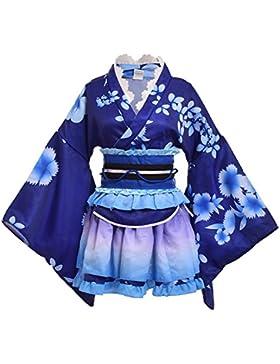 GRACEART Giappone yukata chimono Costume Cosplay Impostato