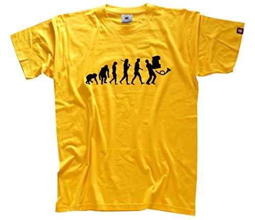 standart-edition-paketmann-post-kurierdienst-evolution-t-shirt-gelb-xxl