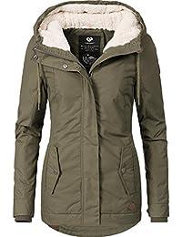 Ragwear Women's Jacket Winter Jacket YM Monade (Vegan) 3Colours XS-XL