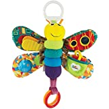 Lamaze Freddie the Firefly Clip On Pram and Pushchair Baby Toy