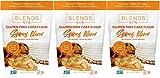 Blends By Orly Farina della torta GF - farina senza glutine - farina per dolci, torte, pancake, muffin, cialde e Brownies, 60Ozs 3 Pack Sydney Blend