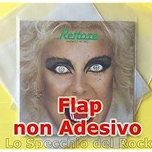 50 Buste in POLIETILENE con Flap NON ADESIVO per dischi 33 Giri LP DLP