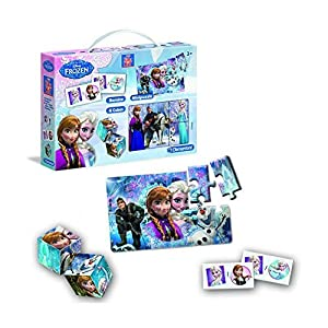 Disney Frozen – Mini Edukit, Juego Educativo (Clementoni 134922)