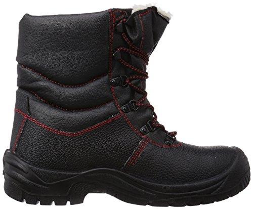Maxguard A810, Chaussures de sécurité homme Noir (Sch)