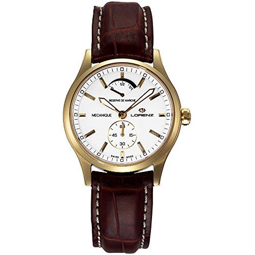 Reloj multifunción Hombre Lorenz Theatro Casual Cod. 022813Ay