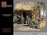 Pegasus Hobbies 1/72 German Waffen SS 1943 # 7201