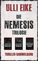 Die Nemesis-Trilogie: Thriller-Sammelband (Lena-Stern-Reihe)