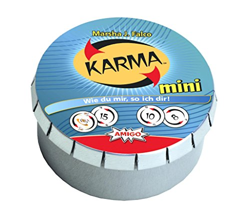 Karma mini: AMIGO - Kartenspiel par Marsha J. Falco