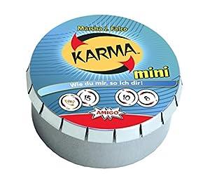Karma Mini: Amigo-Juego de Cartas