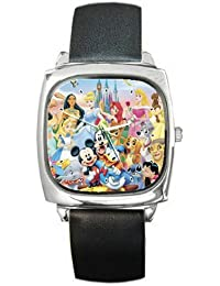 New GAW283 Disney Cinderella Sleeping Beauty Dalmation wrist watch
