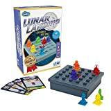 ThinkFun Lunar Landing Logic Game and STEM Toy - From the Inventor of the Famous Rush Hour Game