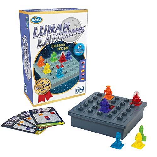 ThinkFun Lunar Landing Logikspiel und Mint-Spielzeug, von dem Erfinder des berühmten Rush Hour Spiels
