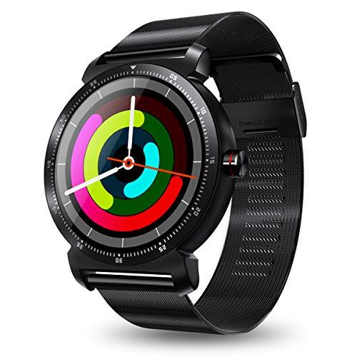 DIGGRO DX01 Smartwatch Sportivo Intelligente Orologio Fitness Tracker Impermeabile Mobile Monitoraggio Cellulare Foto Music Player...