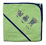 Felpa con cappuccio Wörner asciugamano da bagno in spugna