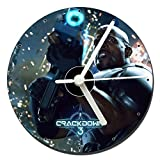 MasTazas Crackdown 3 Orologio CD Clock 12cm