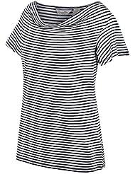 Regatta da donna Francheska t-shirt/Polo/gilet, donna, Francheska, Navy, Taglia 14