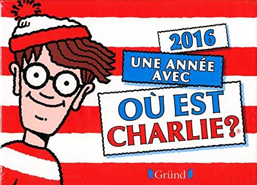 2016 Une année avec Où est Charlie ?