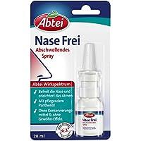 Preisvergleich für Abtei Nase Frei Abschwellendes Nasenspray, 20 ml