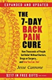 Image de The 7-Day Back Pain Cure (English Edition)