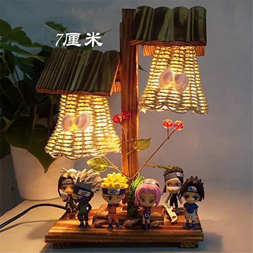 Leselampe Kleine Nachtlicht Puppe Hand-Set Stücke Tischlampe Geburtstagsgeschenk Kindertag Weihnachtsabschluss