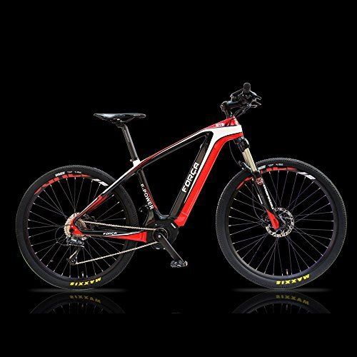 Promax-serie (Forca E-Bike Karbon 27,5er Hardtail Mountainbike 2018er Serie 45km/h)