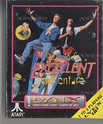 Bill and teds excellent adventure - Lynx by Atari Inc.