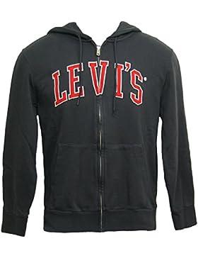 Levi's Graphic Zip Up Hoodie G, Capucha para Hombre