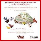 Gli-animali-della-fattoria-Origaming-Ediz-a-colori-Con-gadget