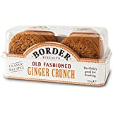 Border Biscuits Old Fashioned Ginger Crunch (pack of 6)