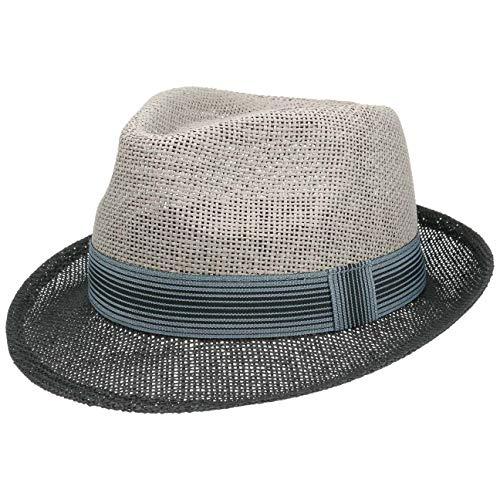 Original Unisex Strukturierte Wolle Filzhut Fedora Hüte Für Männer Fedora Filzhut Kopf Größe 58 Cm Harmonische Farben Bekleidung Zubehör