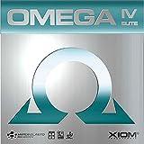 Xiom Belag Omega IV Elite, rot, 2,3 mm