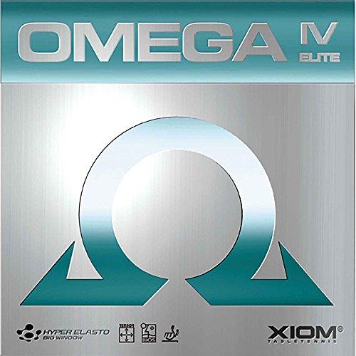 Xiom Belag Omega IV Elite, schwarz, 2,0 mm