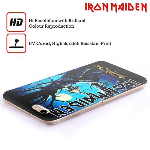 Ufficiale Iron Maiden FOTD Copertine Album Cover Morbida In Gel Per Apple iPhone 6 / 6s FOTD