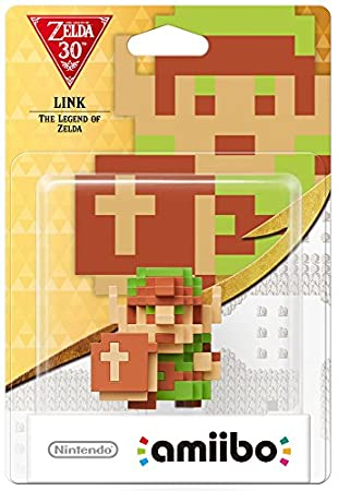 The Legend of Zelda Link amiibo - TLOZ Collection (Nintendo Wii U/3DS/Nintendo Wii U)