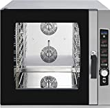 GAM Gastro Kombidämpfer Dampfgarer G07D 7 Einschübe 10800 Watt 230 Volt Digital ***NEU***