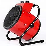 WTTHCC Termoventilatori Domestici Ad Alta Potenza Termoventilatori Industriali Ventilatore di Aria Calda Termoventilatore Aerotermo Elettrico Riscaldamento Elettrico