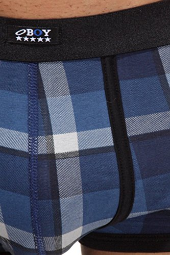 OBOY U80 Sprinterpants Blau/Schwarz