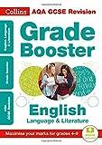 AQA GCSE 9-1 English Language And English Literature Grade Booster for grades 4-9 (Collins GCSE 9-1 Revision)